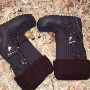 Adidas by Stella McCartney moon snow boots 8.5